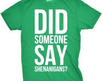 Did Someone Say Shenanigans?