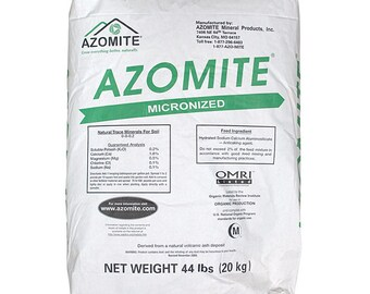 Organic Azomite Mineral Soil Additive