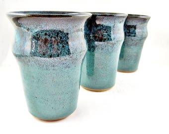 English Beer pint, ceramic beer glass, pottery beer mug - Made to order