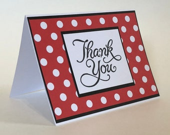 Thank You Cards | Blank Thank You Cards | Stamped Thank You Cards