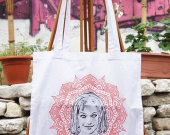 Tote Bag Leeloo Mandala - 5th Element - limited edition
