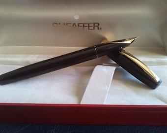 U.S.A SHEAFFER FOUNTAIN PEN, Medium M Gold Plated Nib, Sheaffer Fountain Pen,Vintage Fountain Pen, Fountain Pen,Gold Plated M Nib