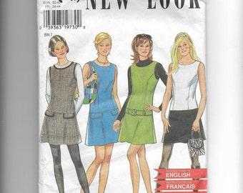 New Look Misses' Dress Pattern 6580