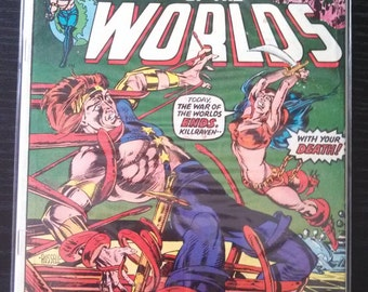 Amazing Adventures #36 feat War of the Worlds (1976) Comic Book