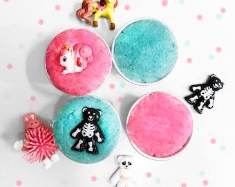 Toy Suprise Bath Bombs -  Childrens Organic Bath Bombs