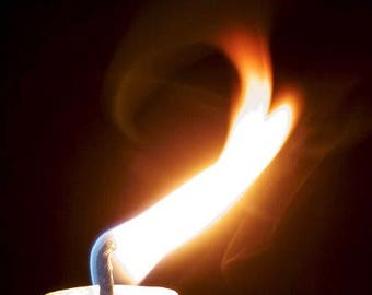 Peppermint Mocha Massage Candle