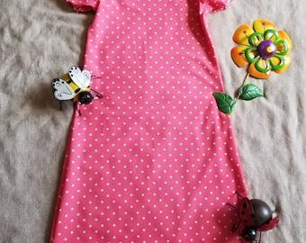 Size 3 Girls Dress Custom Length