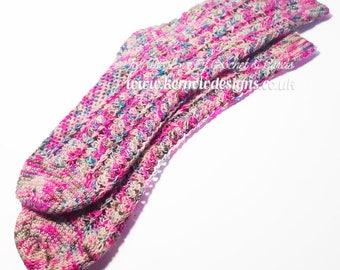 Toastie Toes Crochet Sock Pattern