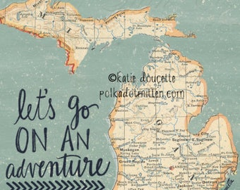 Let's Go On An Adventure Michigan