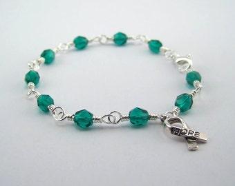 Myasthenia Gravis Awareness Bracelet