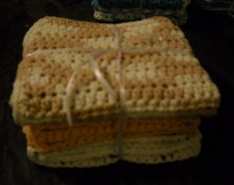 DC-008 Crochet Dishcloths