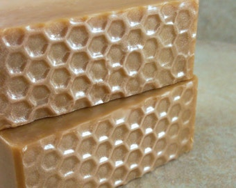 Honey Balsam - Handmade Soap - Honey Citrus, Toffee, Frankincense, Myrrh