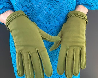 Mexican gloves. Vintage gloves. Party gloves. Vintage ladies. Vintage mexican gloves. Vintage style. Fifties style. Vintage 1950s gloves.