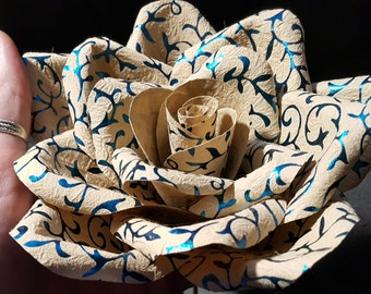 Fair Trade Paper Rose