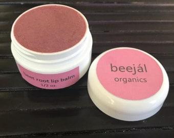 Beet Root Lip Balm