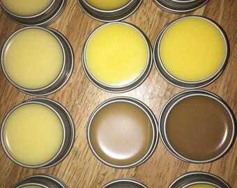 Wedding favor/ Vegan lip balm / vegan lip butter / vegan / natural lip balm / organic lip balm / vegan chapstick