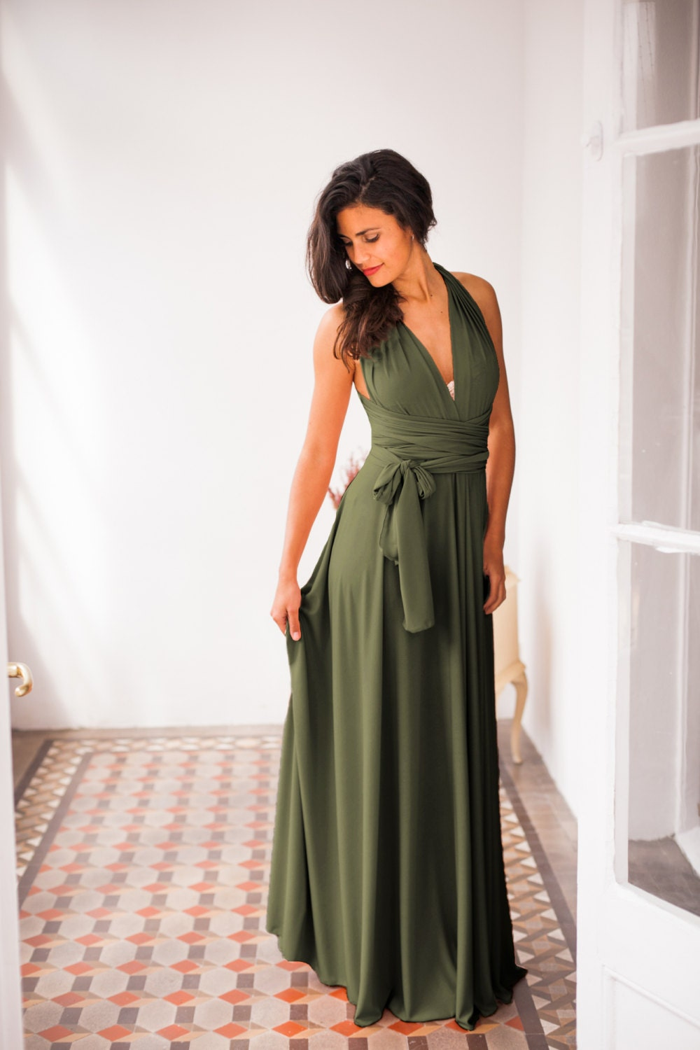 Olive green bridesmaid dress green dress bridesmaids olive description olive green bridesmaid dress ombrellifo Image collections