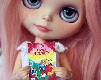 Miniature Candy Candy Book