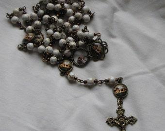 Saint Raphael Rosary