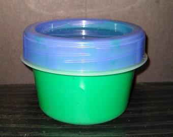 4oz Sea green slime