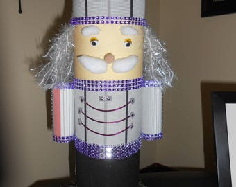 Nutcracker Christmas decoration, Christmas ornament,