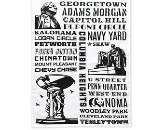 DC Tea Towels