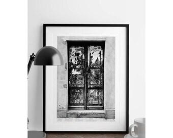 Le Porte - Gallery Print