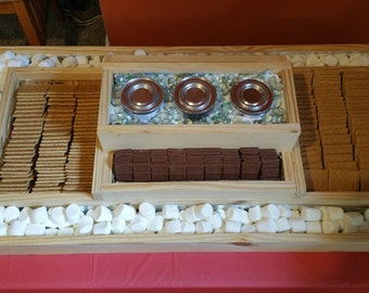 Smores Party Station