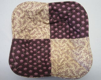 Microwave Bowl Cozy - Set of 2 Microwave Bowl Cozies - Bowl Cozy - Microwave Pot Holder