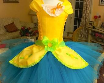 Lemon tutu dress from Strawberry Shortcake