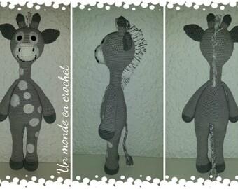 Gypsy giraffe (french PDF)