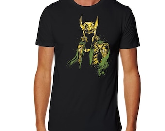 God of Mischief T-shirt - Loki T-shirt - Infinity War T-shirt - Iron Man Shirt - Hulk Shirt - Thor - Guardians of the galaxy - GOTG