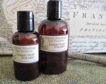 PATCHOULI   Pre-Shave Oil New Product for Natural Blendings  Made to Order Custom Fragrance 2 Oz 4 OZ or 8 Oz Amber Bottles