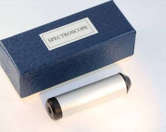 Diffraction Grating Gemological Spectroscope