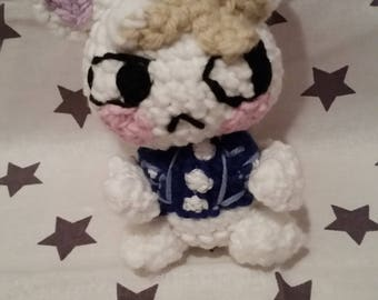 Animal Crossing - Marshal Crochet Friend