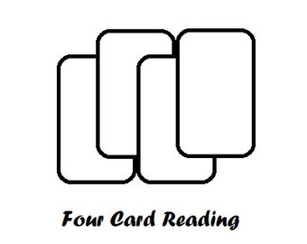 Four Card Reading
