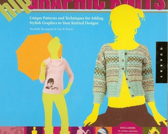 Hip Graphic Knits Book