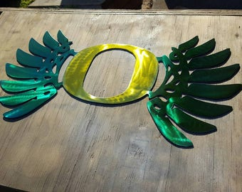 Oregon Ducks O with wings