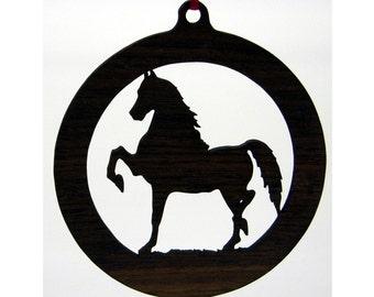 Horse Ornament 3.