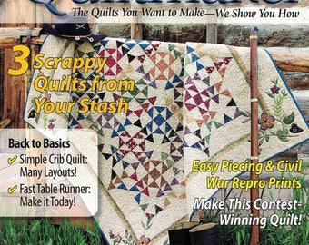 Quiltmaker - September/October 2010 Issue