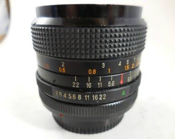 Vintage SLR lenses...FREE shipping!!!