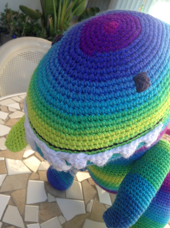 Dino Crochet Pattern, Giant Dinosaur Pattern, SUE the T Rex, SUE ...