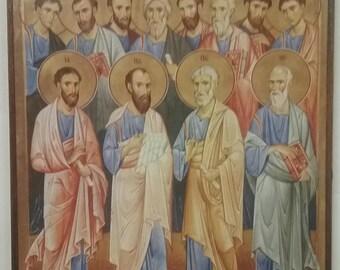Synaxis of the Twelve Apostles