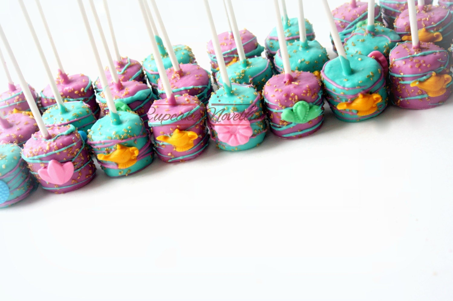 Shimmer And Shine Birthday Party Favors