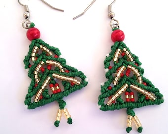 bead swarovski earring kit p christmas wear inspirations to tree earrings ready