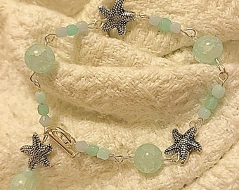 Sea breeze Starfish bracelet