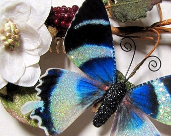 Butterfly Embellishments Finesse