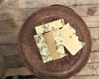 Goat Milk Soap-Lavender