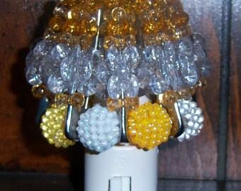 Handmade lamp shade for night light