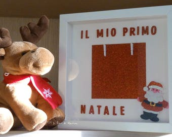 Picture frame My first Christmas